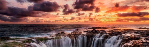 俄勒冈: 最酷的海岸线之雷神之井