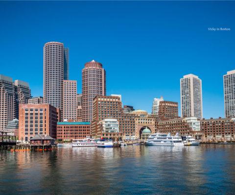 不按常理出牌 – 波士顿网红拍照地图