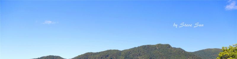 雨季向左,阳光向右——记西雅图温哥华的一周(上)
