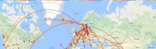 经常坐飞机出行的你,需要知道哪些实用网站?