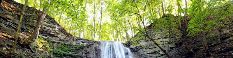 夏日,去世界瀑布之都汉密尔顿享用一份清凉