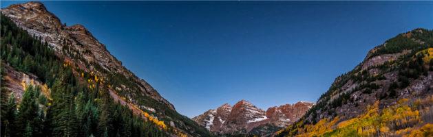 当北美最上镜的景遇上了金秋的白杨树——Maroon Bells赏秋