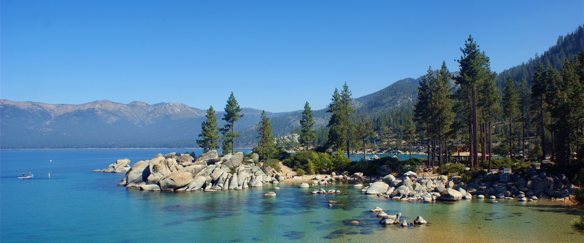 太浩湖 Lake Tahoe