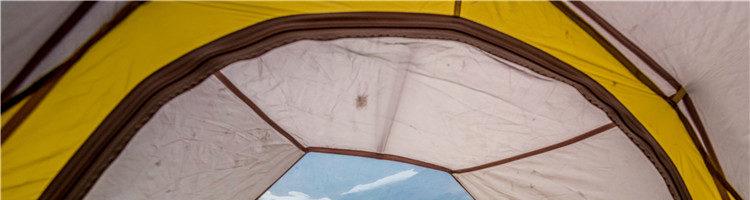 天为被,地为床——冰川公园背包露营初体验